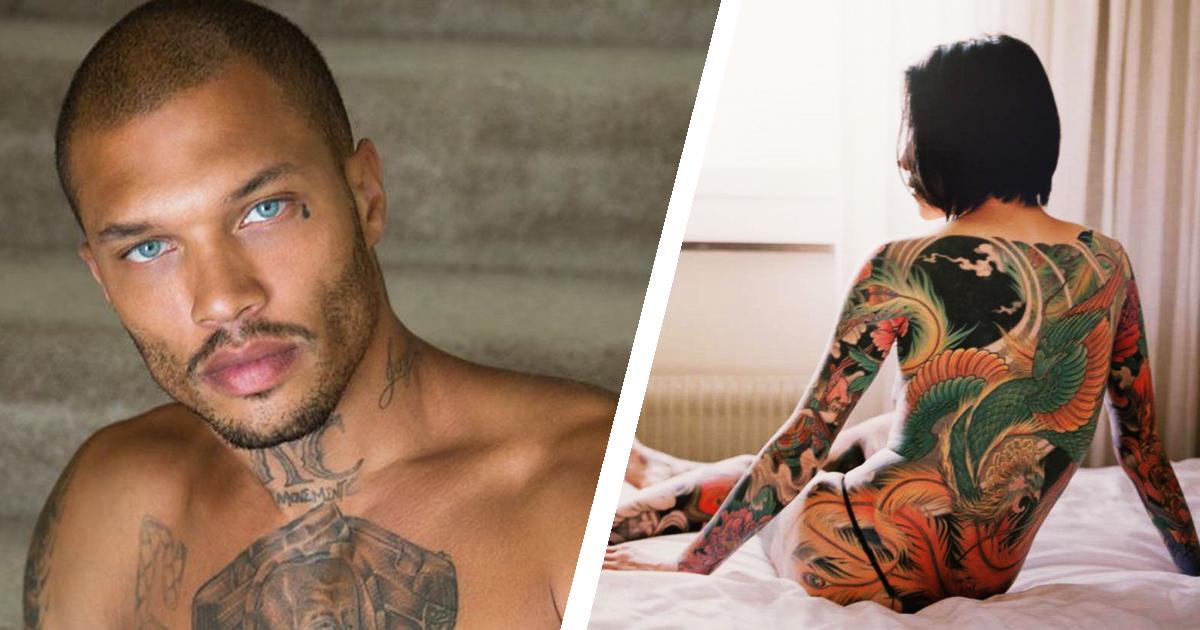 Фото Самые опасные татуировки, сделав которые можно нажить проблемы
