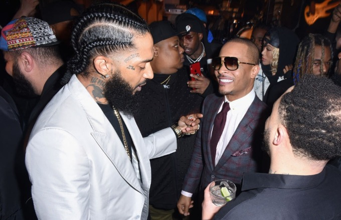 Photo of T.I. 'Disheartened, Disappointed, and Disgusted' by Murder of Nipsey Hussle