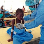 Global Health: Cholera Is Spreading in Mozambique, and It's Far From the Only Health Threat