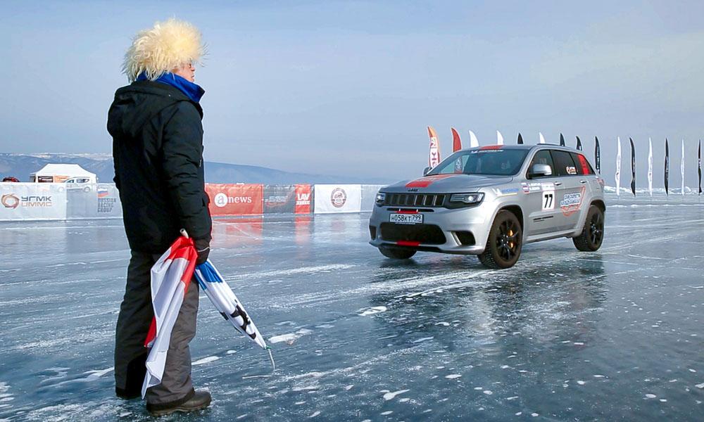Photo of Установлены новые рекорды на гонках по льду Байкала. Как это было?