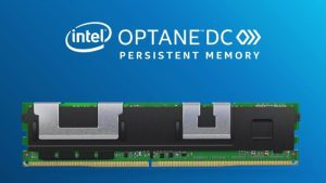 Optane DC Persistent Memory Offers Up to 512GB Per DIMM