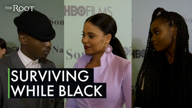 Photo of Watch the Stars of HBO's Native Son Get Real About Surviving While Black