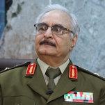 Ambush Slows Libyan Militia's Drive to Take Capital