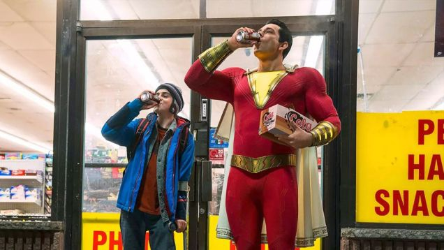 Photo of The New Shazam Movie Has Some Odd Video Game References
