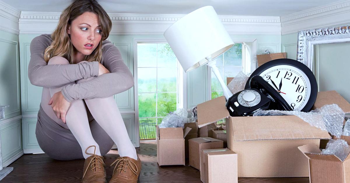 Фото Онкология и адреналин: тесная квартира и стресс приводят к раку