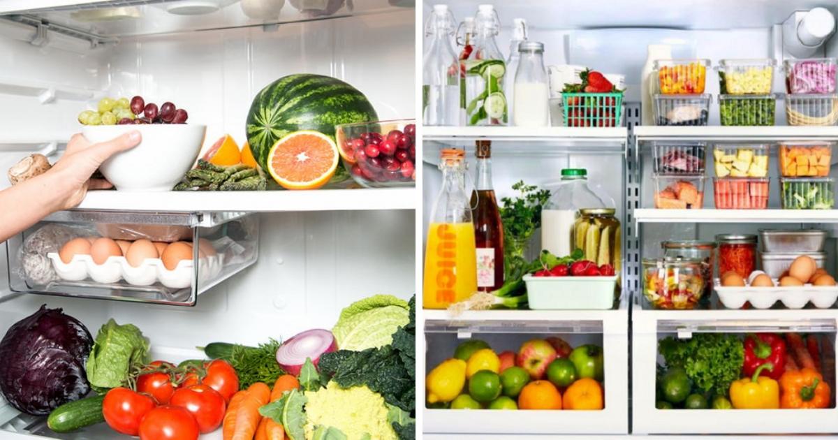 Фото Замораживайте и используйте боковые полки: как навести порядок в холодильнике
