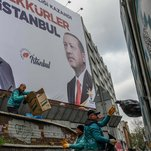 Erdogan's Party Demands New Vote in Istanbul After Losing Election