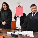 Photo of German Woman Goes on Trial in Death of 5-Year-Old Girl Held as ISIS Slave