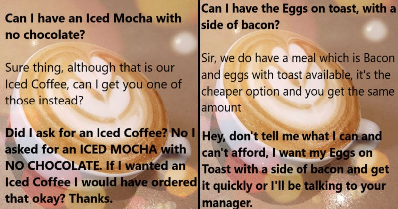 Photo of Nightmarish Barista Work Stories About Absolutely Ridiculous Customers
