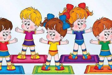 Фото Как привить детям здоровый образ жизни
