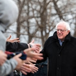 Bernie Sanders Accuses Liberal Think Tank of Smearing Progressive Candidates