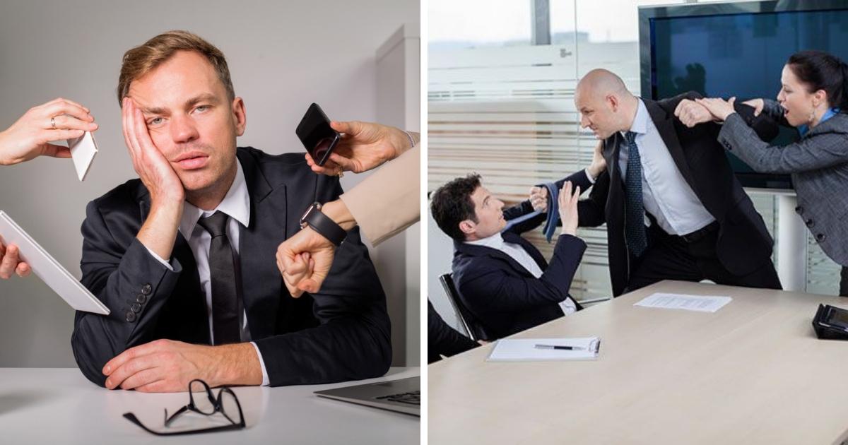 Исследование: россияне рассказали, что их больше всего раздражает на работе