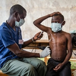 Global Health: In African Villages, These Phones Become Ultrasound Scanners