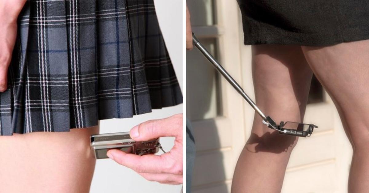Фото Незаконные фото: за съемку под юбкой в Британии можно сесть в тюрьму