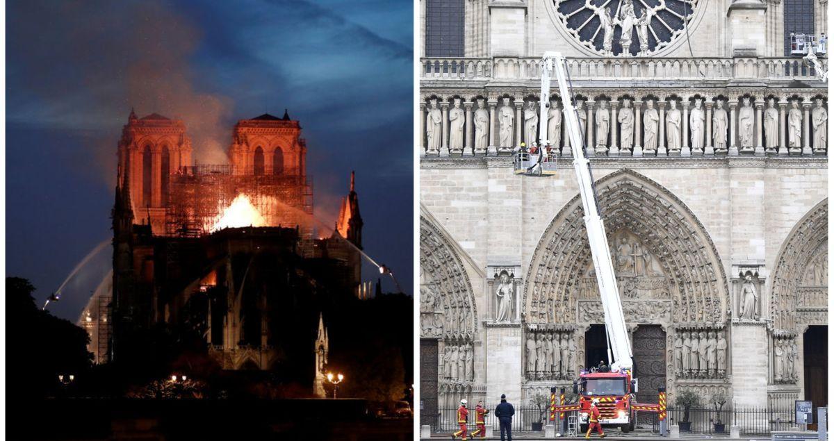 Почему не тушили с воздуха? Вопросы искусствоведу о пожаре в Нотр-Даме