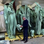 A Miracle of Timing: The Statues That Escaped the Notre-Dame Fire