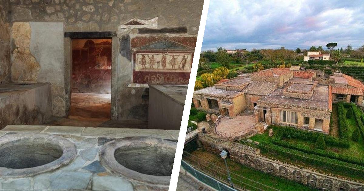 Любовь в тысячи евро: британку арестовали за кражу мозаики в Помпеях