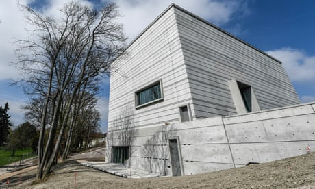 Photo of A bunker for Bauhaus: design school comes home to Weimar
