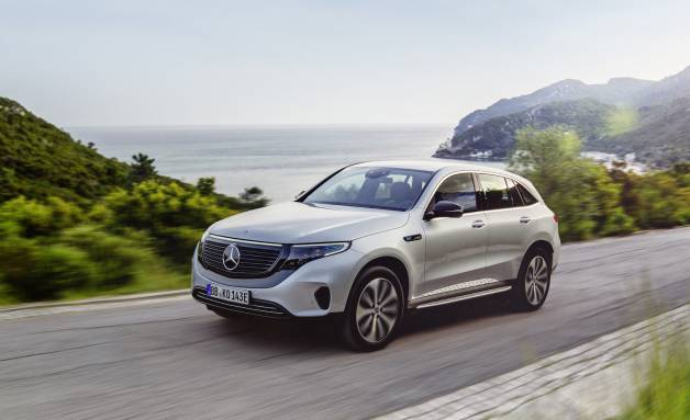 Photo of 2020 Mercedes EQC Edition 1886 gives debut e-SUV a striking look