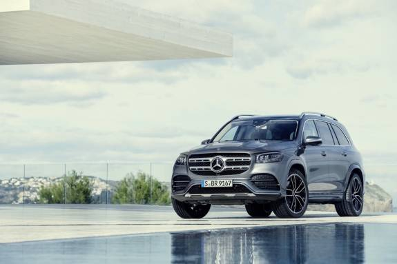 Photo of 2020 Mercedes-Benz GLS packs full-size SUV with gadgets