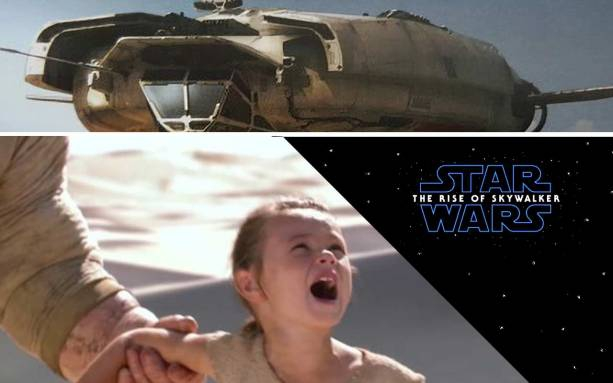 Photo of Star Wars 9: About Rey's parents
