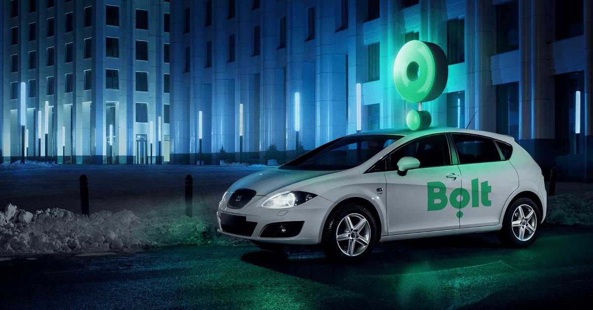 Фото Эстонский сервис такси Bolt вышел на российский рынок