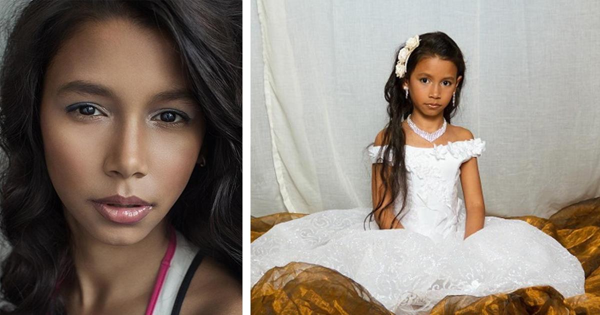 Фото Женщина бросила дочь, но объявилась, когда та стала моделью