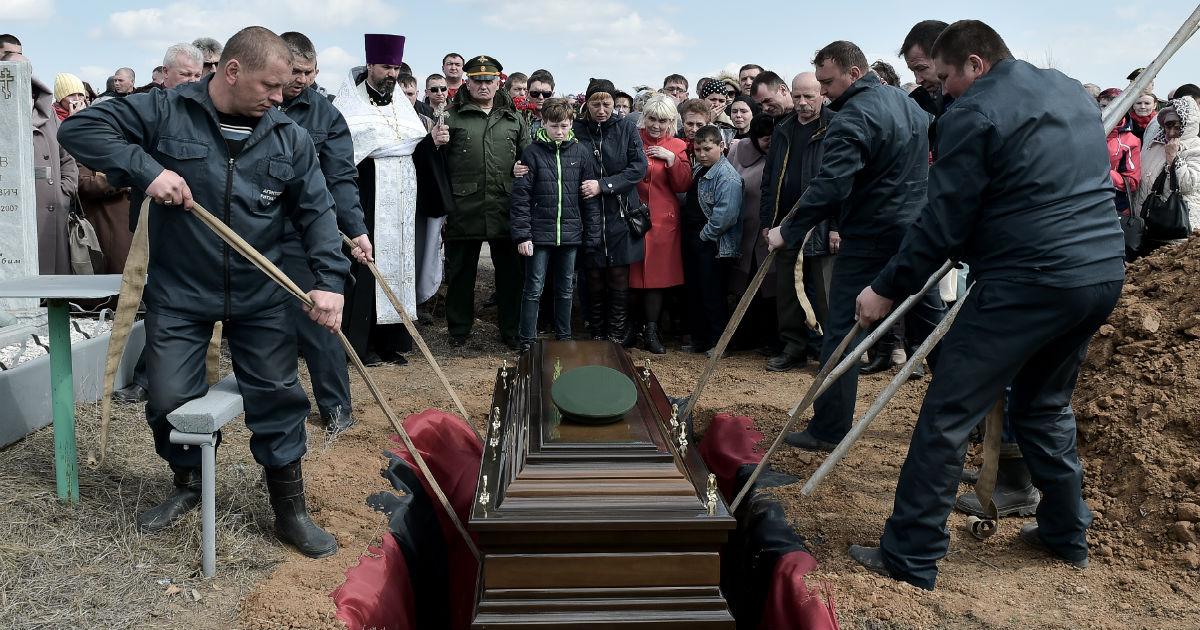 Фото В России грядет похоронная реформа. Чего ждать гражданам?