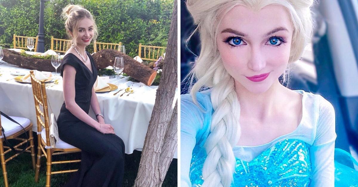Фото Как Рапунцель: девушка потратила 10 тыс. долларов, чтобы выглядеть как принцесса