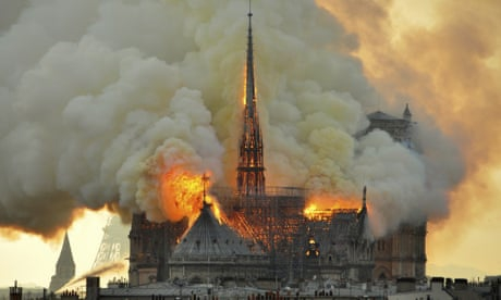 Photo of 'Even more beautiful': should Notre Dame get a modern spire?