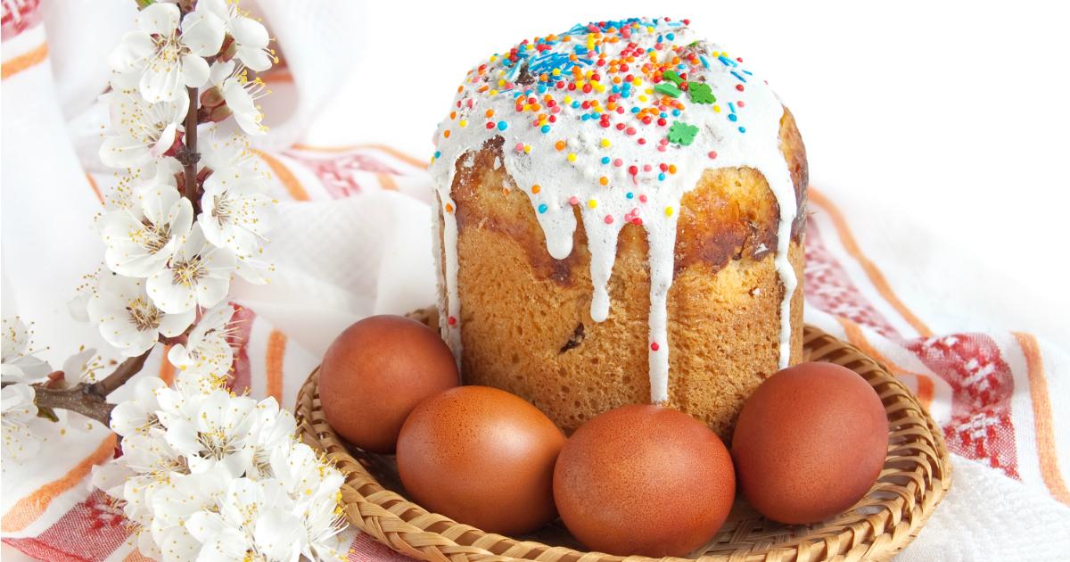 Не только кулич и яйца. Праздничные традиции на Пасху