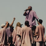 Live Review: At Coachella, the Gospel According to Kanye West