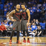On Pro Basketball: Trail Blazers Push the Thunder to the Brink