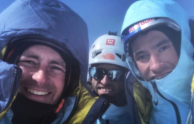 Photo of Climbing World Mourns After Three Of The World's Top Alpinists Die In Avalanche