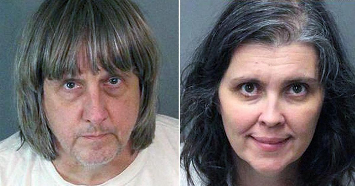 Фото Пожизненное заключение: в США пара держала взаперти 13 детей