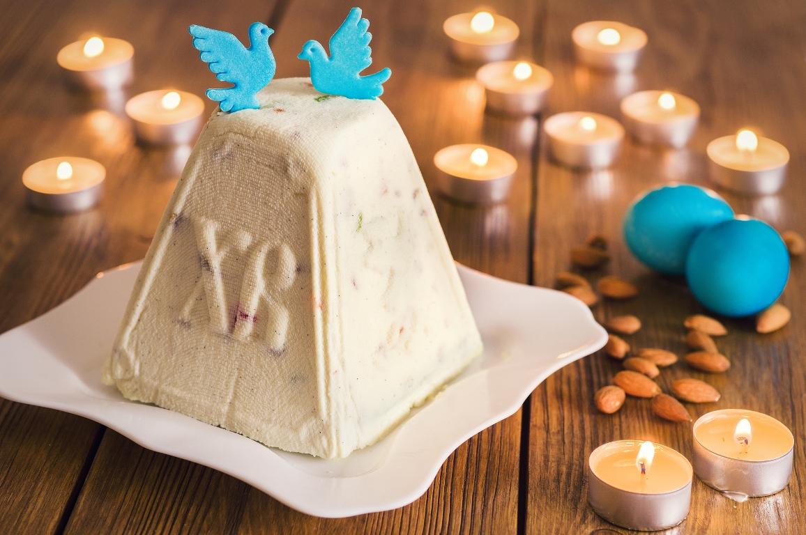 Домашняя сырная пасха