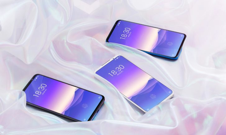 Photo of Meizu 16s announced: No notch, Snapdragon 855, and a lot of megapixels