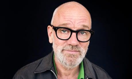 Photo of REM's Michael Stipe on his 37,000 photos – of stars, lovers and Kurt Cobain's hands