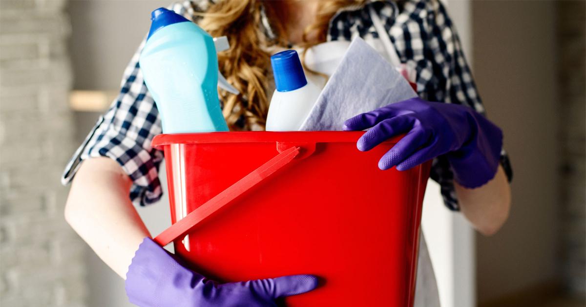 А вы и не знали! Лайфхаки для мгновенной очистки и уборки дома