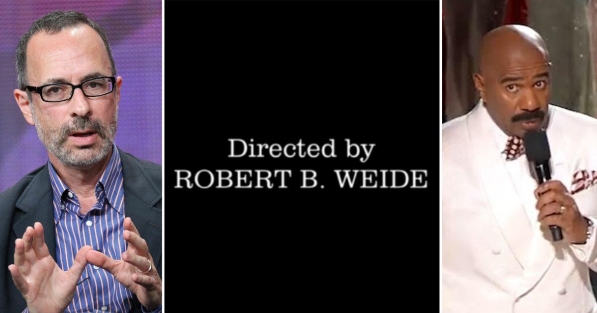 Фото Directed by Robert B. Weide. Мем, музыка и видео - откуда это?
