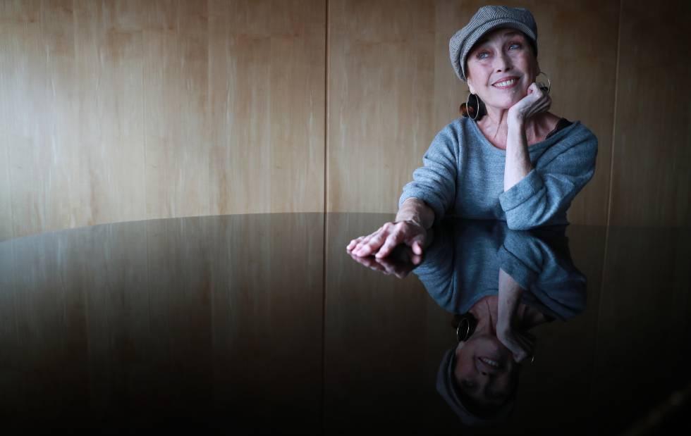 Photo of Verónica Forqué es la muerte en 'El último rinoceronte blanco'
