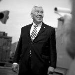 appreciation: Richard Lugar Was Not Afraid to Lead