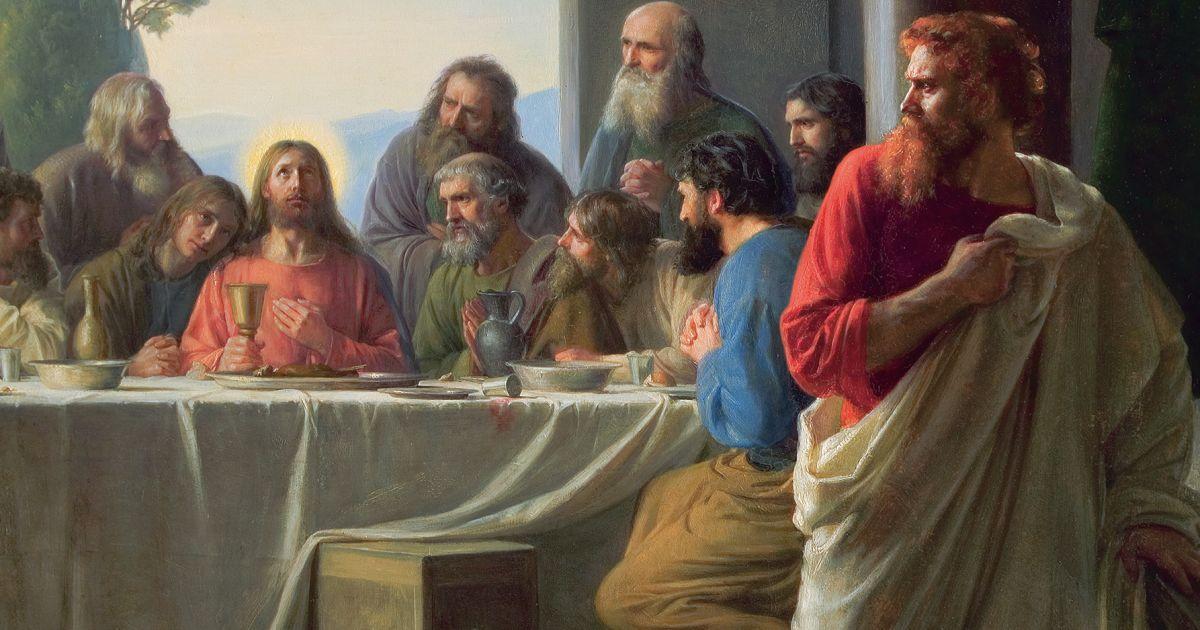 Фото Кто такой Иуда Искариот? Почему Иуда предал Христа и как он умер