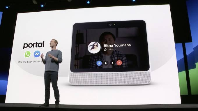 Photo of The four weirdest things at Facebook F8 2019 today