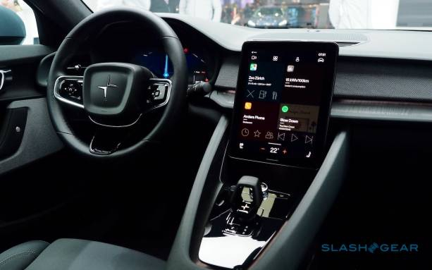 Photo of Google and Polestar give apps the keys to the Android dashboard