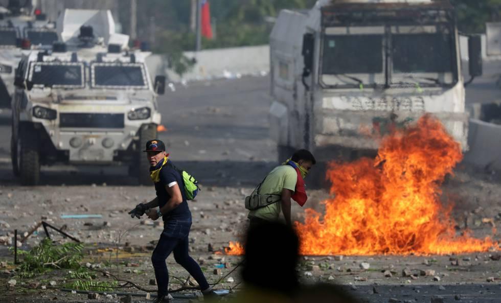 Photo of La lucha por el control del Ejército en Venezuela