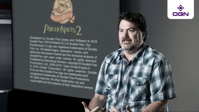 Photo of Tim Schafer Gives OGN An Exclusive Preview Of Psychonauts 2's Legal Disclaimer Screen