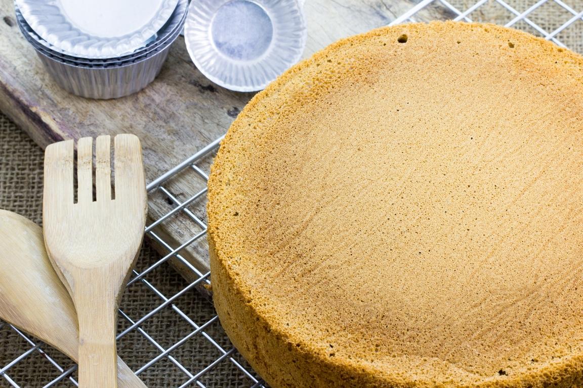 Рецепт приготовления удачного бисквита