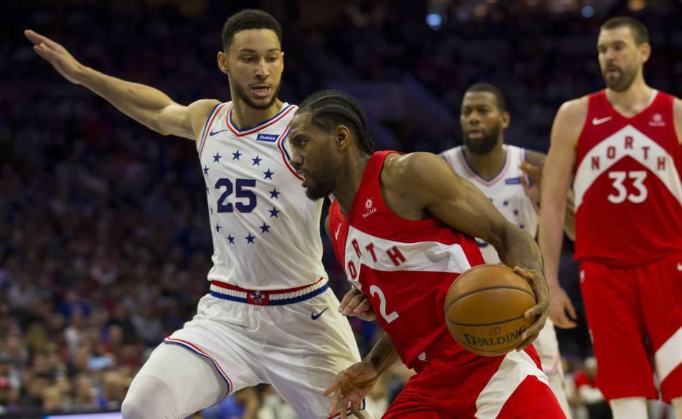 Photo of Leonard marca diferencias y los Raptors igualan su serie con los Sixers