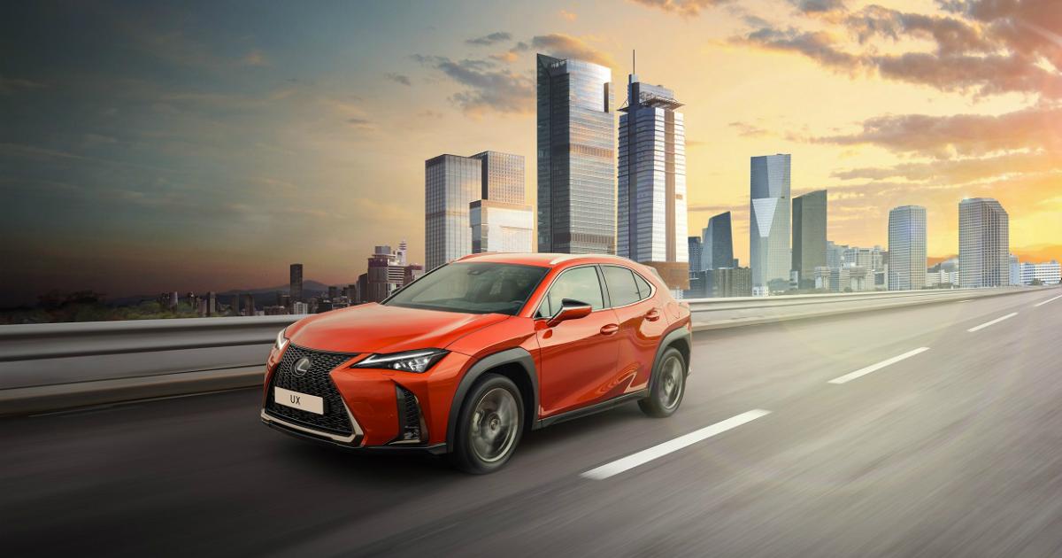 Спецпредложения от Lexus: условия, модели и цены